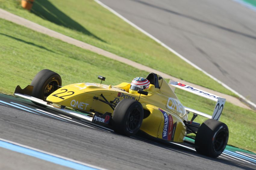 Formula 4 SEA – Ghiretti wins 5 out of 6 races in Thailand, Malaysia's Yoong and Musyaffa on podium Image #880883