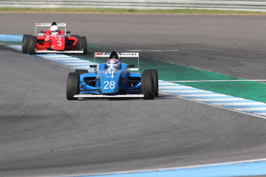 Formula 4 SEA – Ghiretti wins 5 out of 6 races in Thailand, Malaysia's Yoong and Musyaffa on podium Image #880884