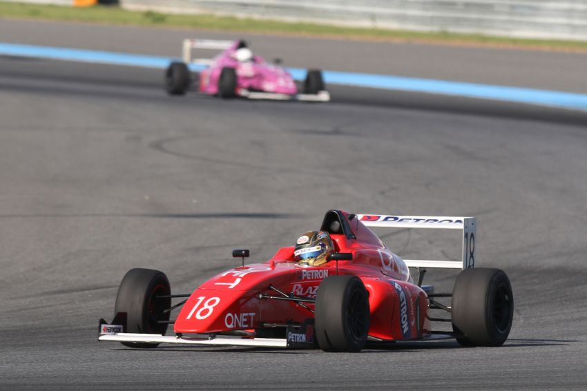 Formula 4 SEA – Ghiretti wins 5 out of 6 races in Thailand, Malaysia's Yoong and Musyaffa on podium Image #880885