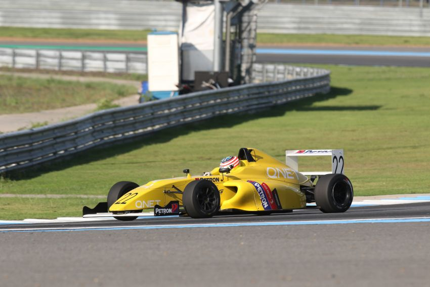 Formula 4 SEA – Ghiretti wins 5 out of 6 races in Thailand, Malaysia's Yoong and Musyaffa on podium Image #880887