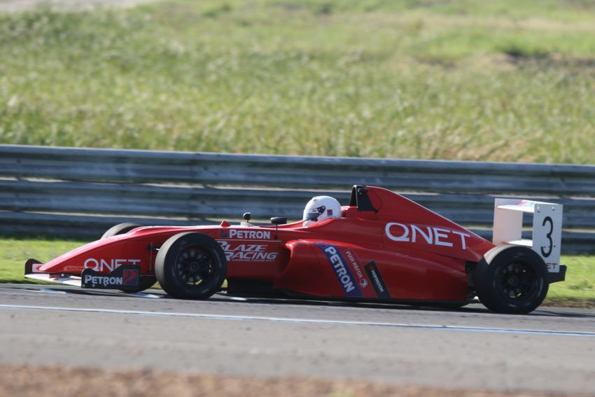 Formula 4 SEA – Ghiretti wins 5 out of 6 races in Thailand, Malaysia's Yoong and Musyaffa on podium Image #880888