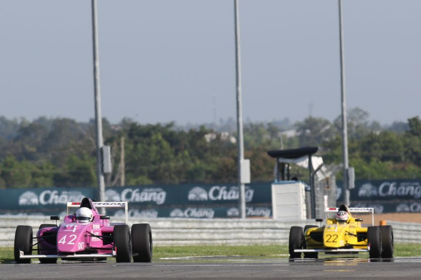 Formula 4 SEA – Ghiretti wins 5 out of 6 races in Thailand, Malaysia's Yoong and Musyaffa on podium Image #880890
