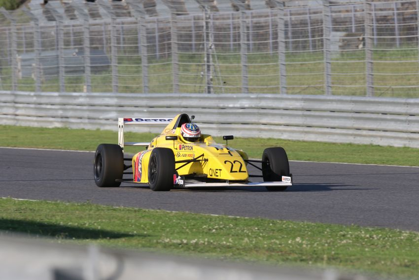 Formula 4 SEA – Ghiretti wins 5 out of 6 races in Thailand, Malaysia's Yoong and Musyaffa on podium Image #880901