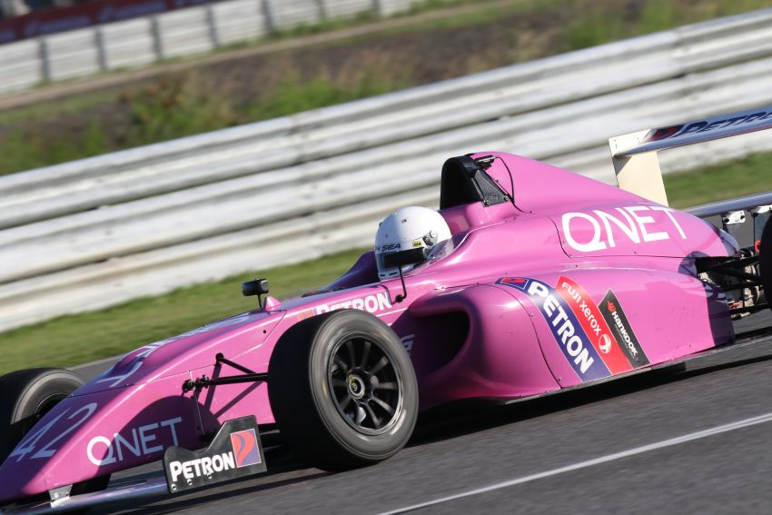 Formula 4 SEA – Ghiretti wins 5 out of 6 races in Thailand, Malaysia's Yoong and Musyaffa on podium Image #880903