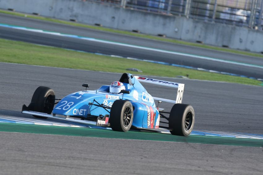 Formula 4 SEA – Ghiretti wins 5 out of 6 races in Thailand, Malaysia's Yoong and Musyaffa on podium Image #880904