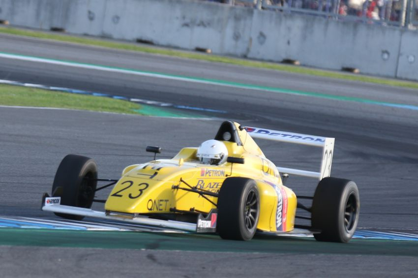 Formula 4 SEA – Ghiretti wins 5 out of 6 races in Thailand, Malaysia's Yoong and Musyaffa on podium Image #880905