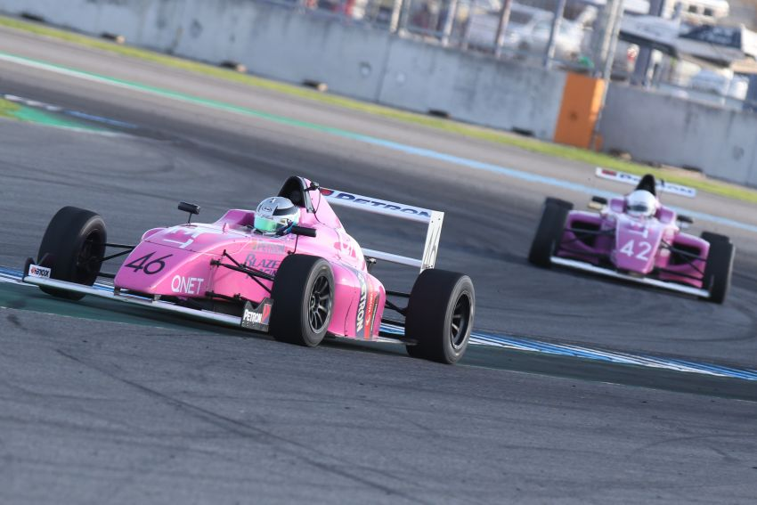 Formula 4 SEA – Ghiretti wins 5 out of 6 races in Thailand, Malaysia's Yoong and Musyaffa on podium Image #880906