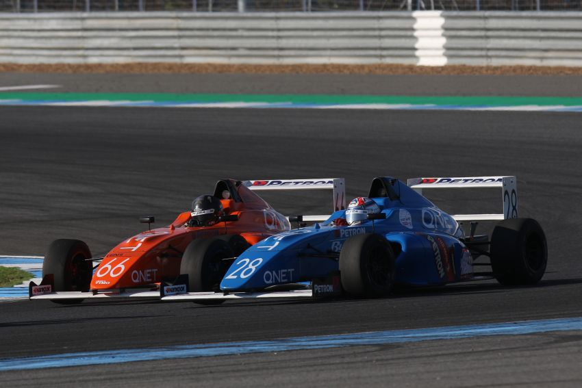 Formula 4 SEA – Ghiretti wins 5 out of 6 races in Thailand, Malaysia's Yoong and Musyaffa on podium Image #880872