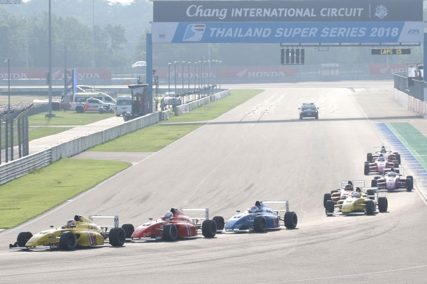 Formula 4 SEA – Ghiretti wins 5 out of 6 races in Thailand, Malaysia's Yoong and Musyaffa on podium Image #880909