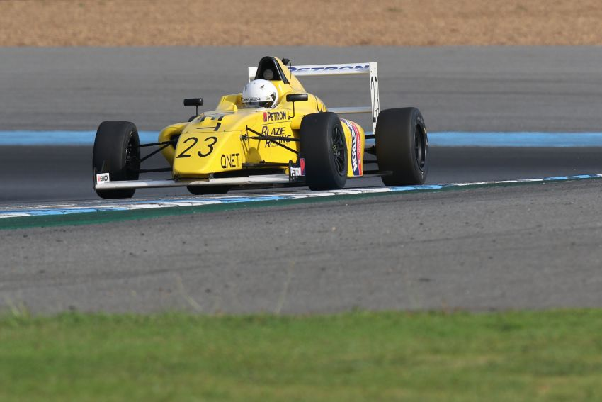 Formula 4 SEA – Ghiretti wins 5 out of 6 races in Thailand, Malaysia's Yoong and Musyaffa on podium Image #880911