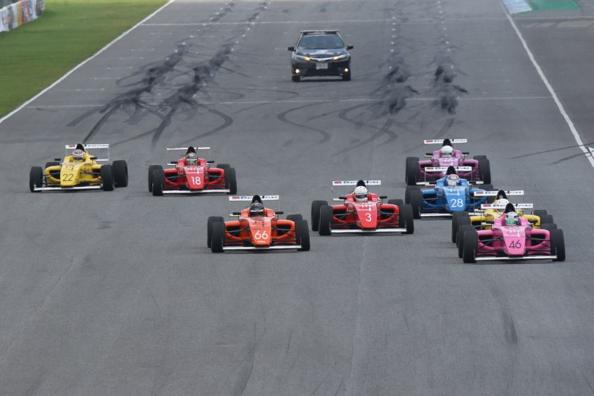 Formula 4 SEA – Ghiretti wins 5 out of 6 races in Thailand, Malaysia's Yoong and Musyaffa on podium Image #880914