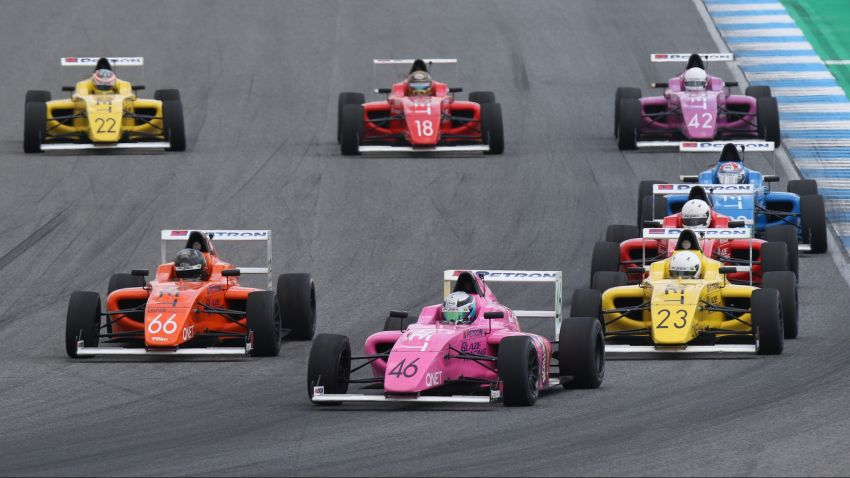 Formula 4 SEA – Ghiretti wins 5 out of 6 races in Thailand, Malaysia's Yoong and Musyaffa on podium Image #880915