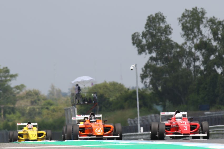Formula 4 SEA – Ghiretti wins 5 out of 6 races in Thailand, Malaysia's Yoong and Musyaffa on podium Image #880917