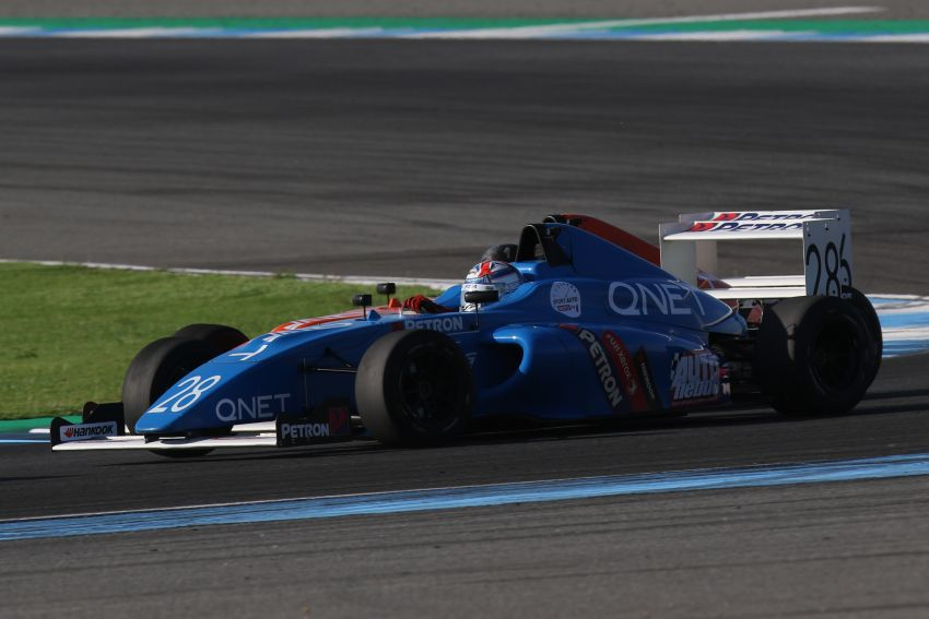 Formula 4 SEA – Ghiretti wins 5 out of 6 races in Thailand, Malaysia's Yoong and Musyaffa on podium Image #880873