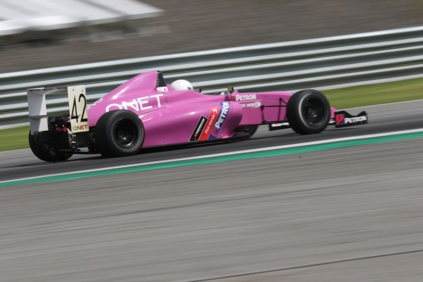 Formula 4 SEA – Ghiretti wins 5 out of 6 races in Thailand, Malaysia's Yoong and Musyaffa on podium Image #880919