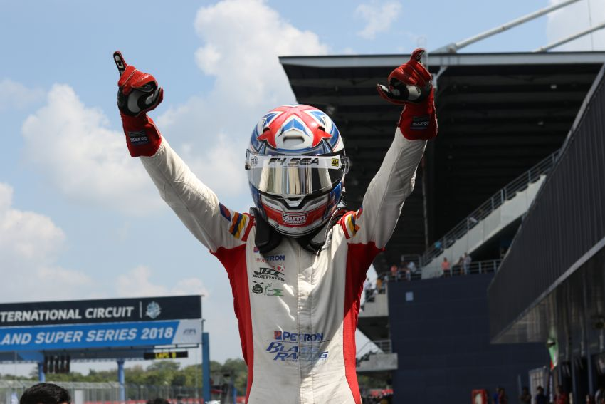 Formula 4 SEA – Ghiretti wins 5 out of 6 races in Thailand, Malaysia's Yoong and Musyaffa on podium Image #880923
