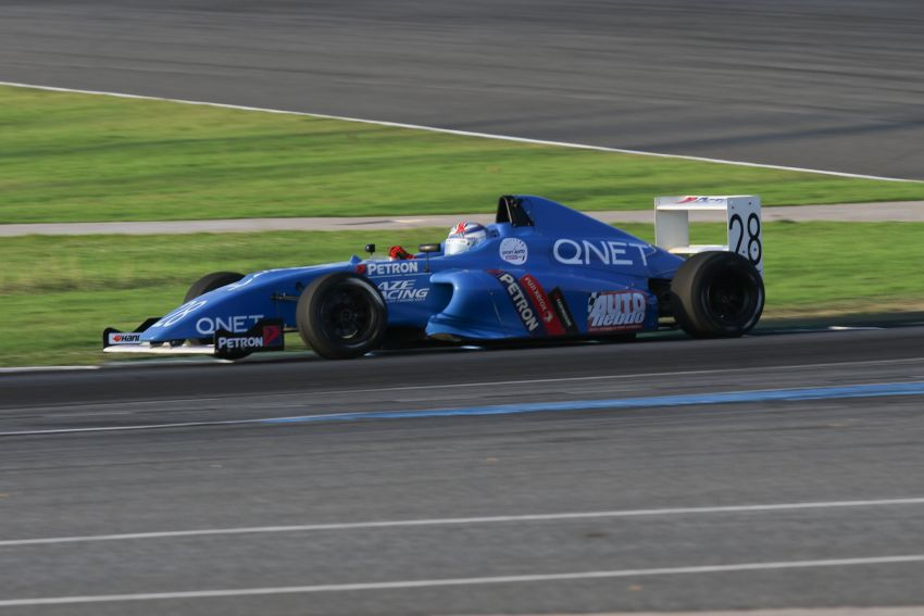 Formula 4 SEA – Ghiretti wins 5 out of 6 races in Thailand, Malaysia's Yoong and Musyaffa on podium Image #880924