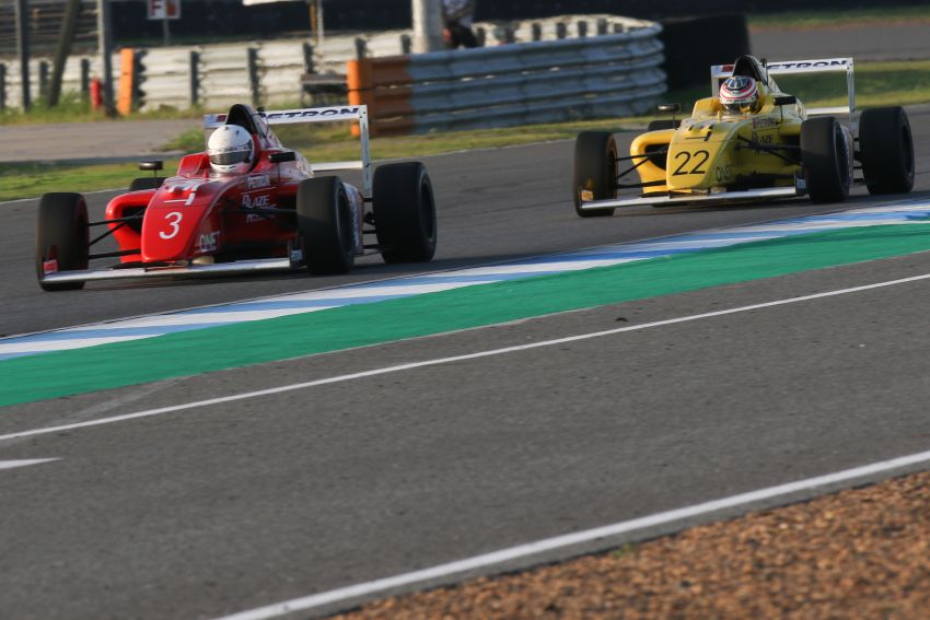 Formula 4 SEA – Ghiretti wins 5 out of 6 races in Thailand, Malaysia's Yoong and Musyaffa on podium Image #880927