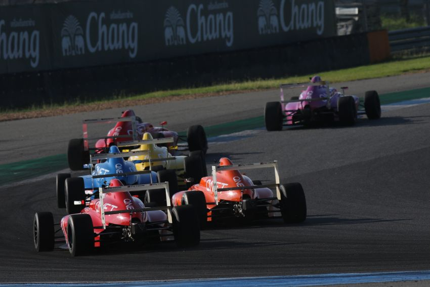 Formula 4 SEA – Ghiretti wins 5 out of 6 races in Thailand, Malaysia's Yoong and Musyaffa on podium Image #880874