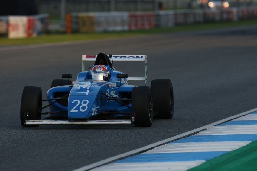 Formula 4 SEA – Ghiretti wins 5 out of 6 races in Thailand, Malaysia's Yoong and Musyaffa on podium Image #880930