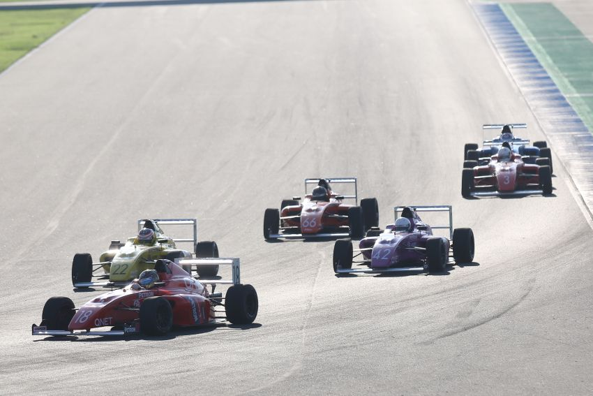 Formula 4 SEA – Ghiretti wins 5 out of 6 races in Thailand, Malaysia's Yoong and Musyaffa on podium Image #880933