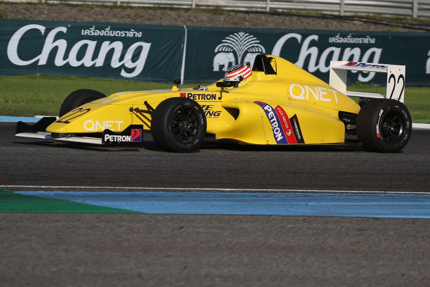 Formula 4 SEA – Ghiretti wins 5 out of 6 races in Thailand, Malaysia's Yoong and Musyaffa on podium Image #880934
