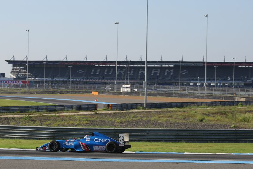 Formula 4 SEA – Ghiretti wins 5 out of 6 races in Thailand, Malaysia's Yoong and Musyaffa on podium Image #880938