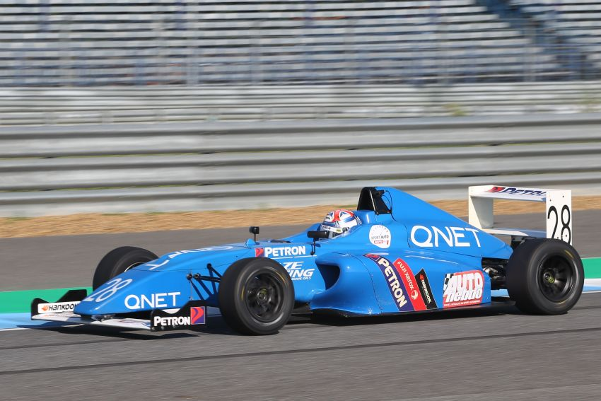 Formula 4 SEA – Ghiretti wins 5 out of 6 races in Thailand, Malaysia's Yoong and Musyaffa on podium Image #880945
