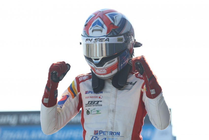 Formula 4 SEA – Ghiretti wins 5 out of 6 races in Thailand, Malaysia's Yoong and Musyaffa on podium Image #880953