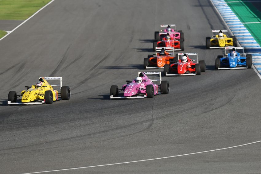 Formula 4 SEA – Ghiretti wins 5 out of 6 races in Thailand, Malaysia's Yoong and Musyaffa on podium Image #880968
