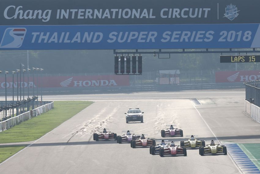 Formula 4 SEA – Ghiretti wins 5 out of 6 races in Thailand, Malaysia's Yoong and Musyaffa on podium Image #880977