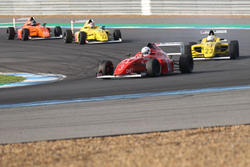 Formula 4 SEA – Ghiretti wins 5 out of 6 races in Thailand, Malaysia's Yoong and Musyaffa on podium Image #880979