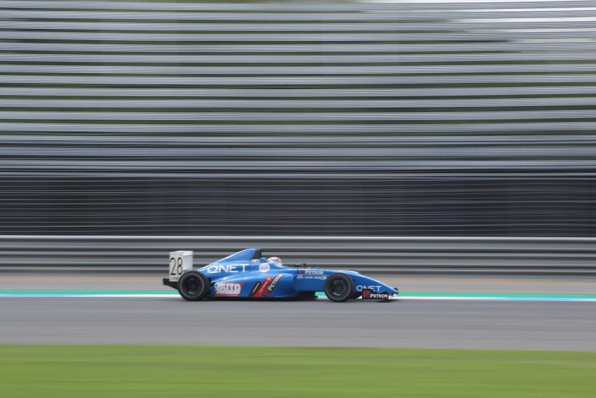 Formula 4 SEA – Ghiretti wins 5 out of 6 races in Thailand, Malaysia's Yoong and Musyaffa on podium Image #880982