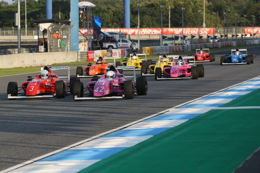 Formula 4 SEA – Ghiretti wins 5 out of 6 races in Thailand, Malaysia's Yoong and Musyaffa on podium Image #880988