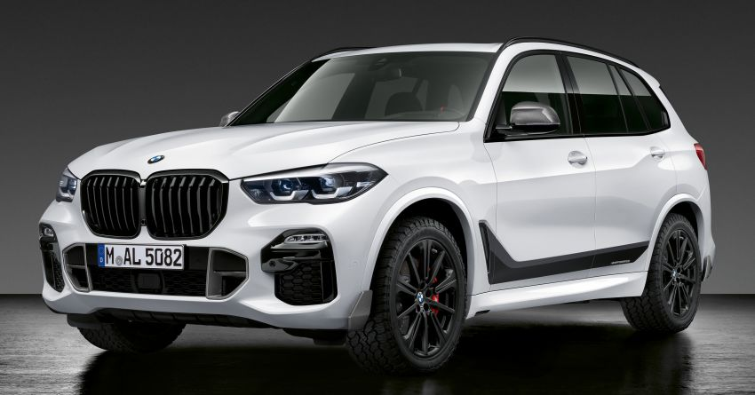 G05 BMW X5 gets catalogue of M Performance Parts Image #879265