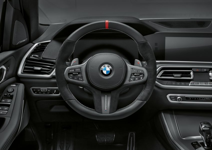 G05 BMW X5 gets catalogue of M Performance Parts Image #879274