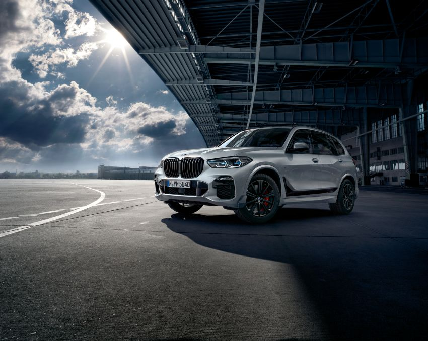 G05 BMW X5 gets catalogue of M Performance Parts Image #879275