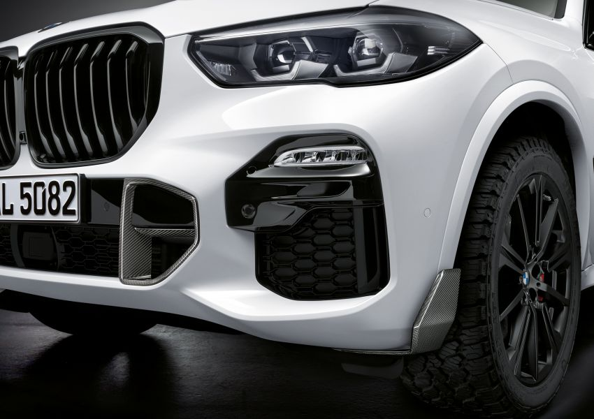 G05 BMW X5 gets catalogue of M Performance Parts Image #879268