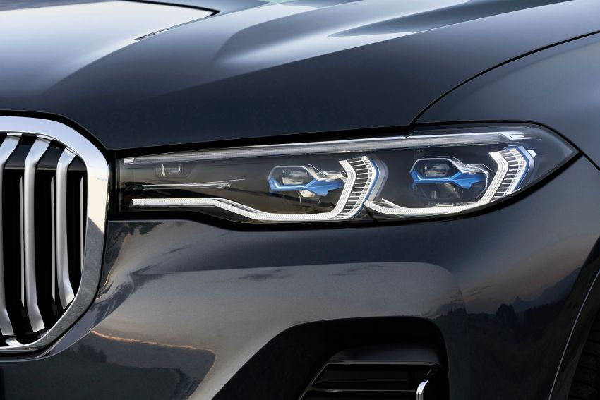 G07 BMW X7 makes its official debut – three-row SUV Image #874138