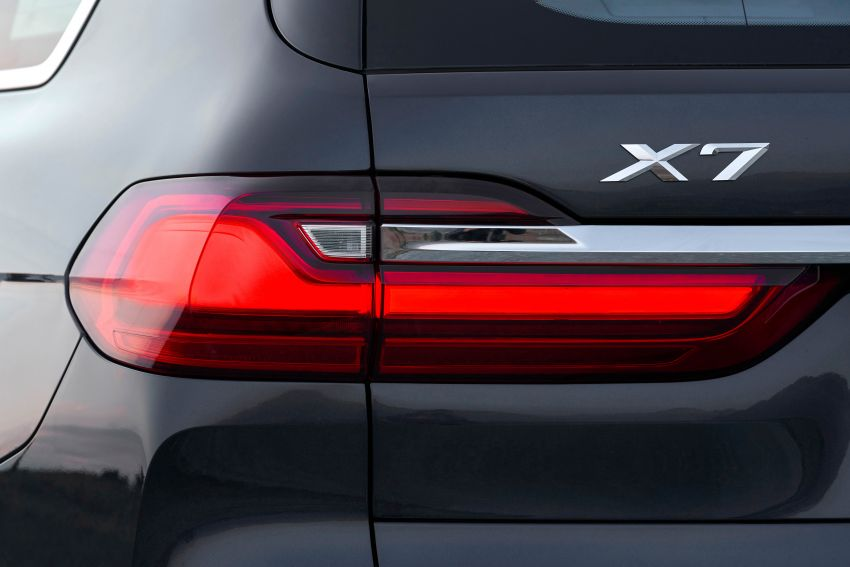 G07 BMW X7 makes its official debut – three-row SUV Image #874141