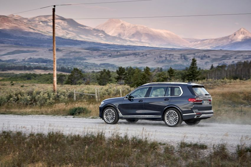 G07 BMW X7 makes its official debut – three-row SUV Image #874145