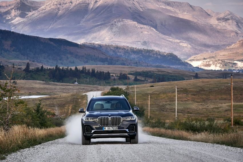 G07 BMW X7 makes its official debut – three-row SUV Image #874146