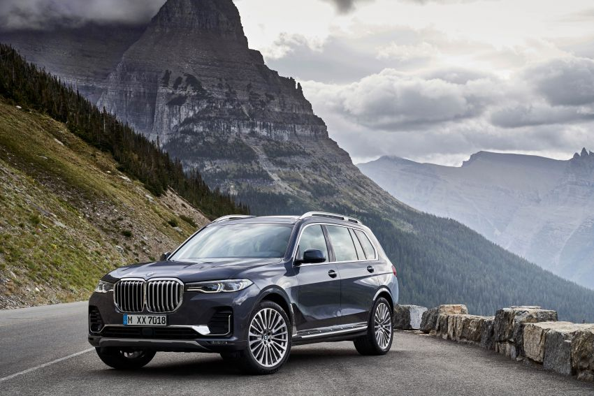 G07 BMW X7 makes its official debut – three-row SUV Image #874147
