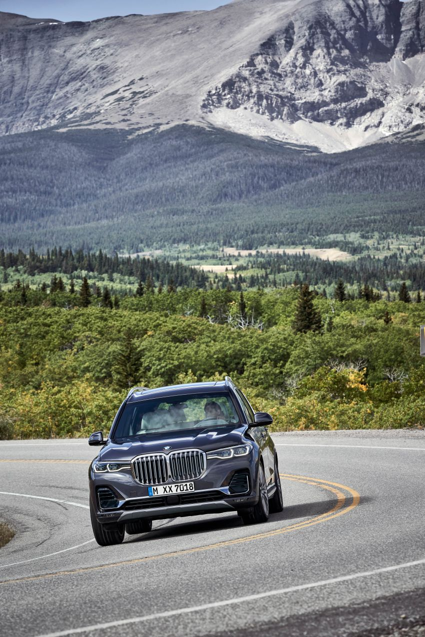 G07 BMW X7 makes its official debut – three-row SUV Image #874157