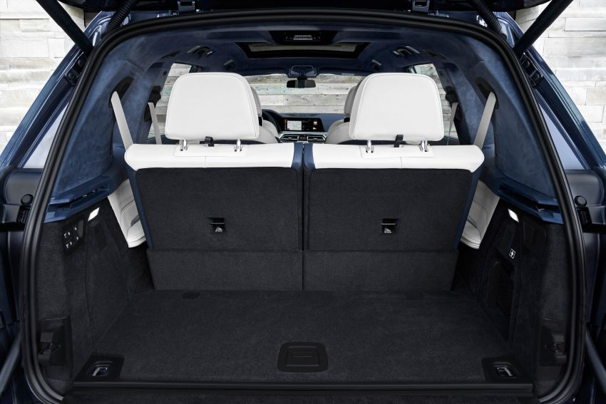 G07 BMW X7 makes its official debut – three-row SUV Image #874161
