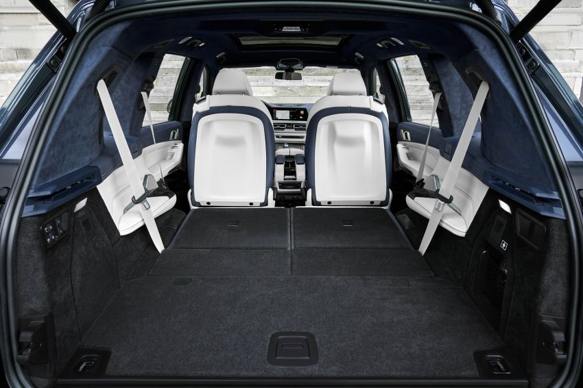 G07 BMW X7 makes its official debut – three-row SUV Image #874162