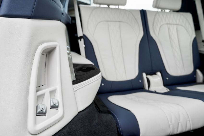 G07 BMW X7 makes its official debut – three-row SUV Image #874165
