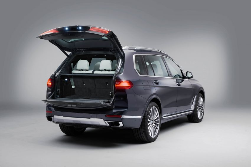 G07 BMW X7 makes its official debut – three-row SUV Image #874181