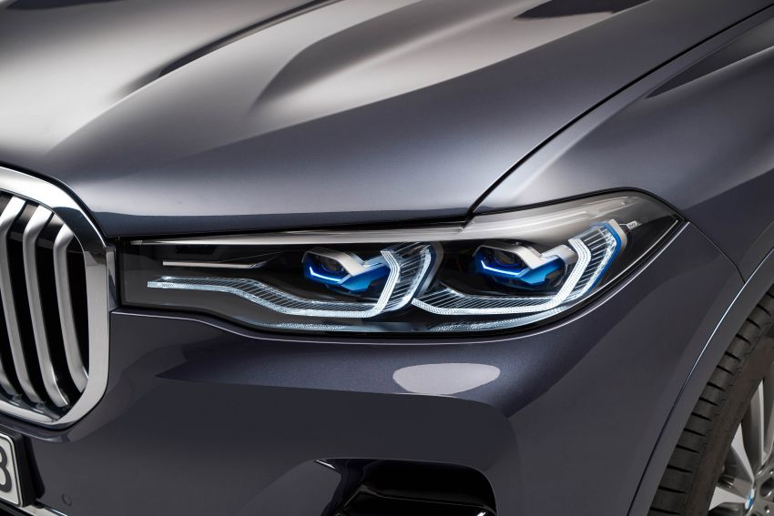 G07 BMW X7 makes its official debut – three-row SUV Image #874186
