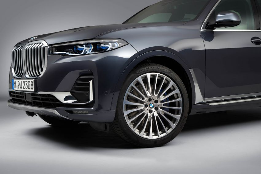 G07 BMW X7 makes its official debut – three-row SUV Image #874187